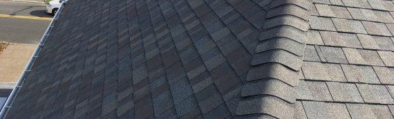 Types de Bardeaux d'asphalte pour toitures en pente