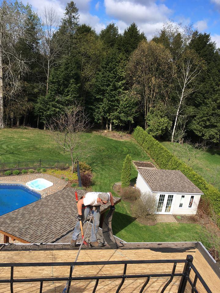 Inspection de toiture lévis