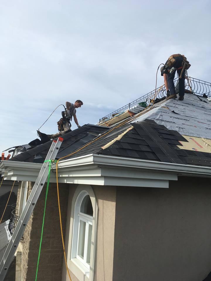 remplacement de votre revêtement toiture