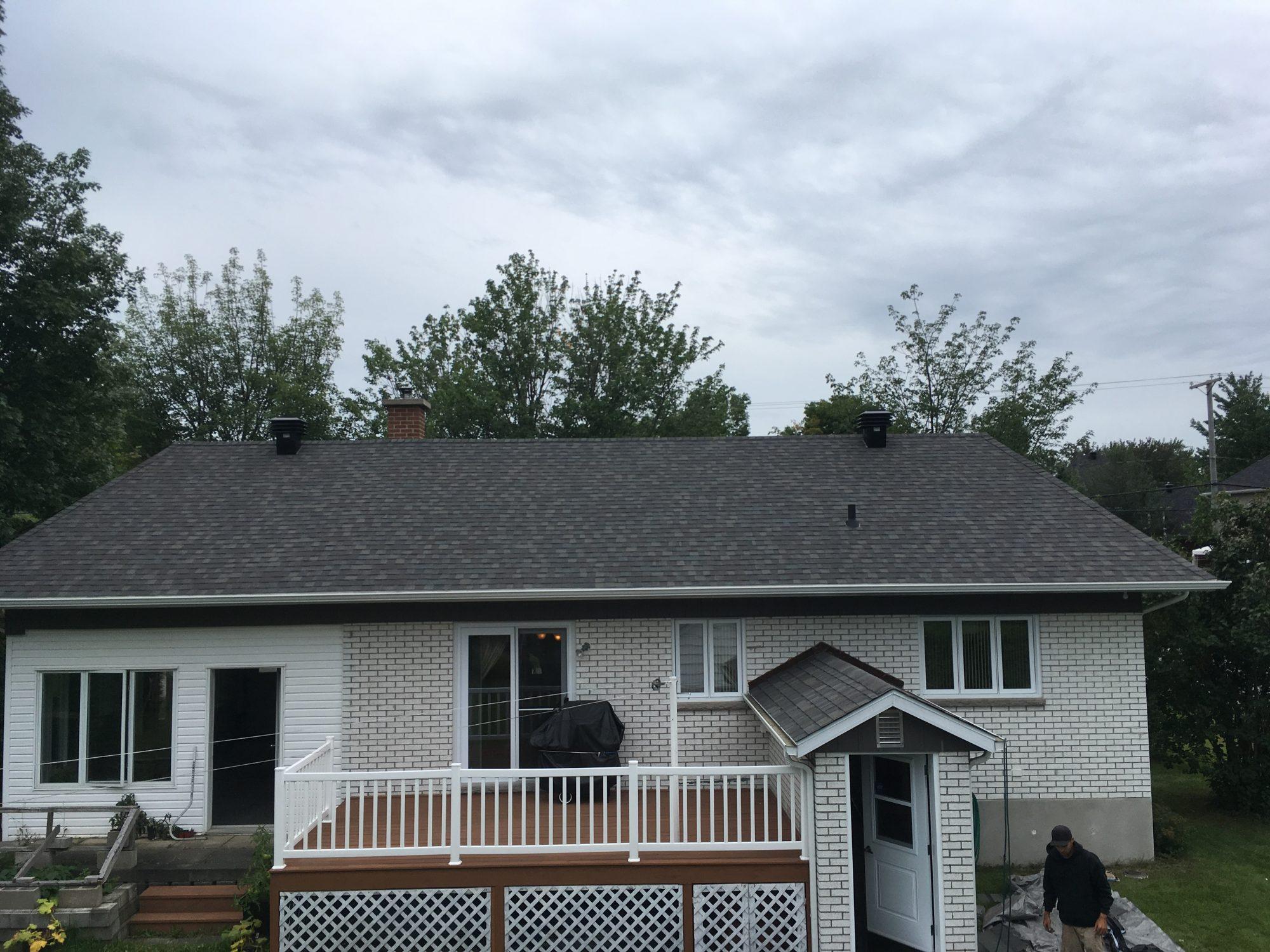 Réfection et réparation de toitures