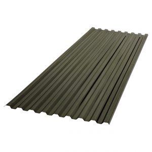 toit métallique lévis