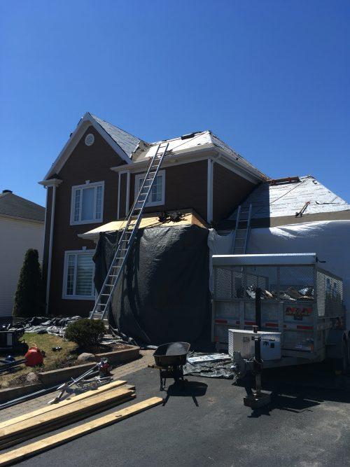 refaire toiture maison